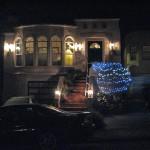 Bills House XmasLights