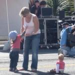 Sara & Babies