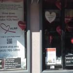 2014 ALRP Walgreens Window photo