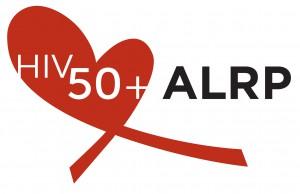 ALRP-HIV50+ Logo