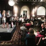 Andrea Fitanides and Caitlin May (Morgan, Lewis & Bockius LLP) at the Podium