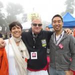Bethanie, Jim McBride, & David Tsai