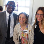 ALRP Staff Attorney Brandon Lawrence, Beth Feingold and Chelsea Turner