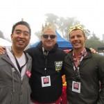 David Tsai, Jim McBride, Jeff Jacobi