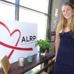 ALRP Volunteer Coordinator Hannah Center
