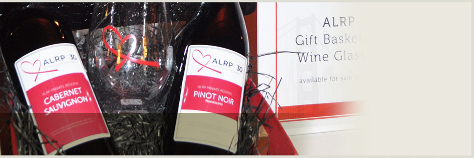 ALRP Wines Available - Just in Time for the Holidays!