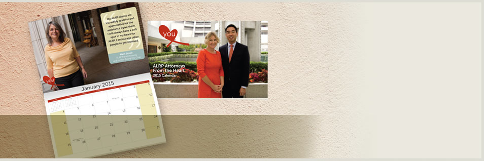 Attorneys From the Heart 2015 Calendars Now on Sale!