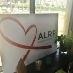 ALRP Welcome sign