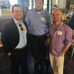 ALRP Staff Attorney Dustin Helmer, ALRP Temp HCAP Advocate Jeremy Tsuchitani-Watson, and ALRP Law Clerk Jason Johnson-Peretz