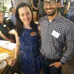 ALRP Board Member Emily Thiagaraj and her husband Raj Thiagaraj