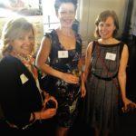 Tina Leonardi, Julia Hoffman and ALRP Board Member Heidi Machen
