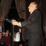 Jerome Fishkin at the podium