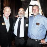 Jim McBride, Ron Flynn, and Bill Hirsh (L to R)