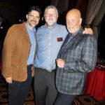 Joe Olivo, Bill Hirsh, and Peter Brandon (L to R)
