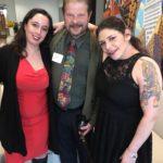 Kim Shindel, Ray Dolan and friend Jennifer