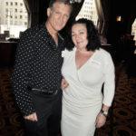 John Hoffman and partner Kimberly Hathaway