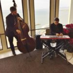 Jazz music by Steve Scholz (piano) and Mike Bordelon (Bass)