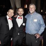 Cip Cipriano, Okan Sengun, and Bill Hirsh
