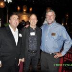 Roberto Friedman, George Stewart, and Bill Hirsh (L to R)