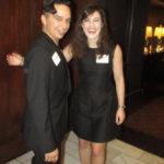 Roberto Quadra and Jennifer Schuster