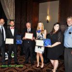 2016 Honorees - Ron Flynn, Okan Sengun, Jerome Fishkin, Andrea Fitanides, Caitlin May, and Bill Hirsh