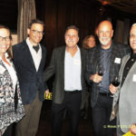 Rosalie Gearhart, Gary Israel, Richard Hirsh, Peter Brandon, and Greg Curatolo (L to R)