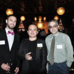 Spencer Klaiber-Short, Yigit Ucar, and Shawn Matloob (L to R)