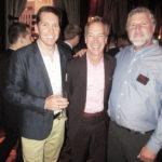 Steve Reidy, Mark Ryle, and Bill Hirsh (L to R)