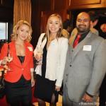 Zoe Tellman, Friend, & KhushNaik